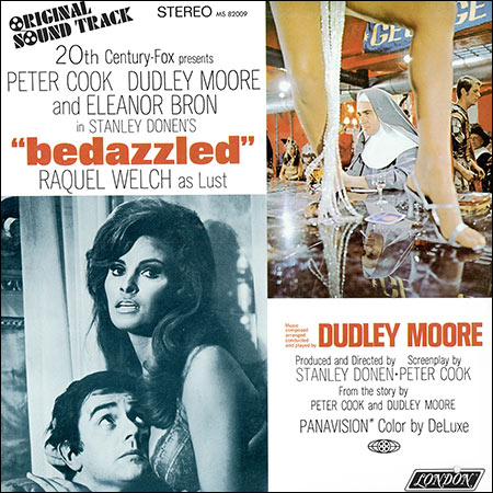 Songs from the movie bedazzled