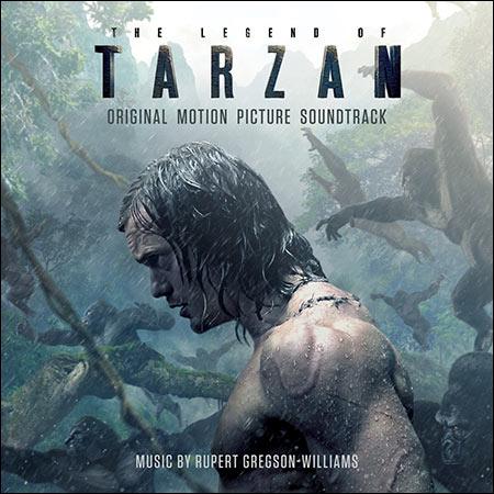 Обложка к альбому - Тарзан. Легенда / The Legend of Tarzan