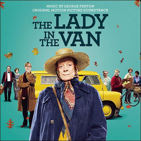 Обложка к альбому - Леди в фургоне / The Lady In The Van