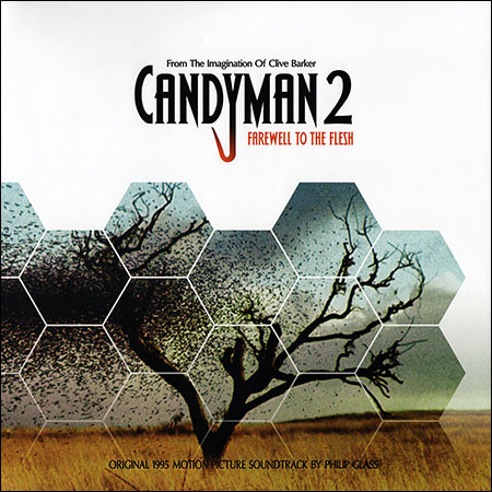 Обложка к альбому - Кэндимэн 2: Прощание с плотью / Candyman 2: Farewell to the Flesh