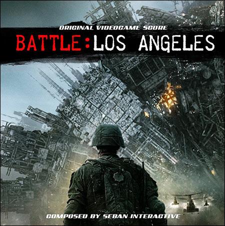 Обложка к альбому - Battle: Los Angeles (The Game)