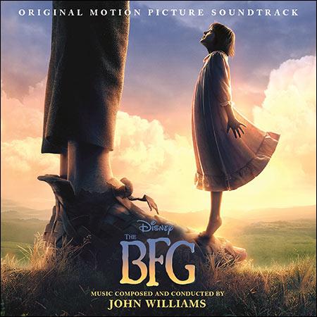 Обложка к альбому - Большой и добрый великан / The BFG