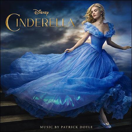 Обложка к альбому - Золушка / Cinderella (by Patrick Doyle)