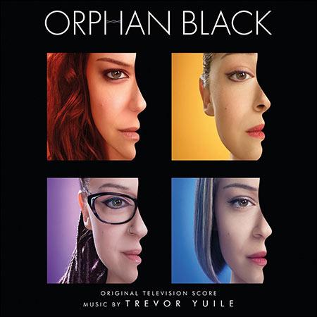 Обложка к альбому - Тёмное дитя / Orphan Black (Score)