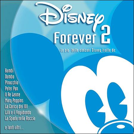 Дополнительная обложка к альбому - Disney Forever (Italian Version)