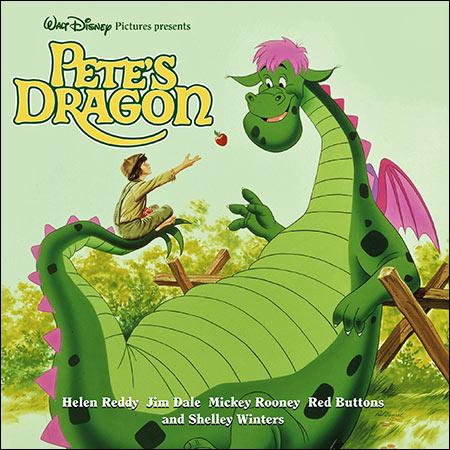 Обложка к альбому - Дракон Пита / Pete's Dragon