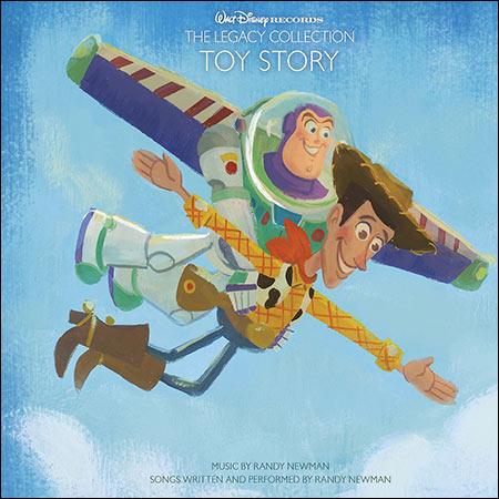 Обложка к альбому - История игрушек / Toy Story (The Legacy Collection)