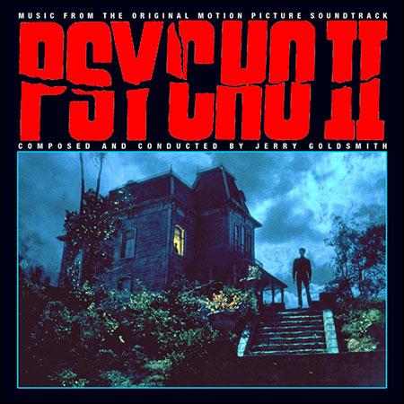 Дополнительная обложка к альбому - Психо 2 / Психоз 2 / Psycho II (Intrada Edition)