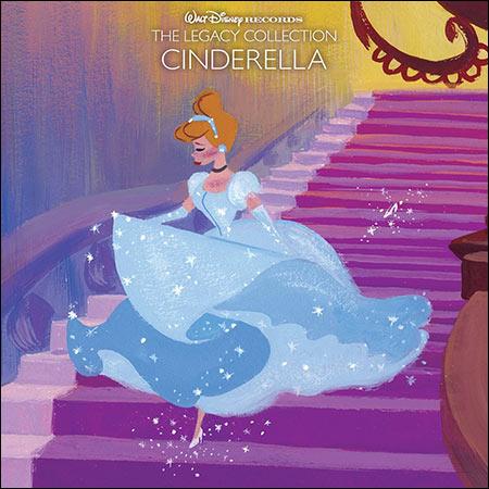 Обложка к альбому - Золушка / Cinderella (The Legacy Collection)
