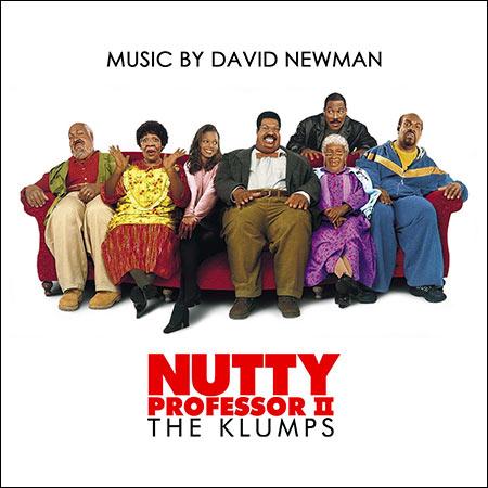 Обложка к альбому - Чокнутый профессор 2: Семья Клампов / Nutty Professor II: The Klumps (Recording Sessions)