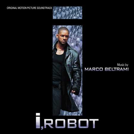 Обложка к альбому - Я, робот / I, Robot (Varèse Sarabande Edition)