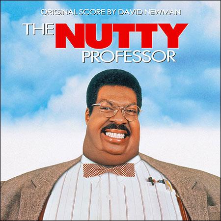 Обложка к альбому - Чокнутый профессор / The Nutty Professor (Score)