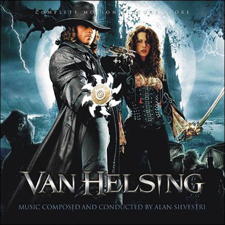 Обложка к альбому - Ван Хельсинг / Van Helsing (Complete Score)