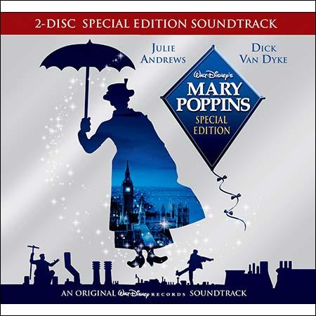 Обложка к альбому - Мэри Поппинс / Mary Poppins (Special Edition)