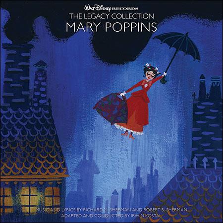 Обложка к альбому - Мэри Поппинс / Mary Poppins (The Legacy Collection)
