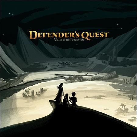 Обложка к альбому - Defender's Quest: Valley of the Forgotten