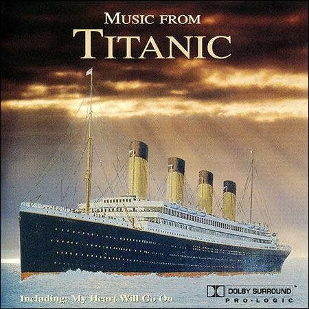 Обложка к альбому - Титаник / Music From Titanic (Cover Versions)