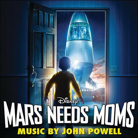 Обложка к альбому - Тайна красной планеты / Mars Needs Moms