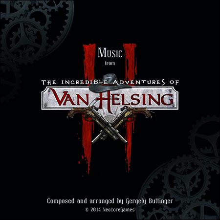 Обложка к альбому - The Incredible Adventures of Van Helsing II