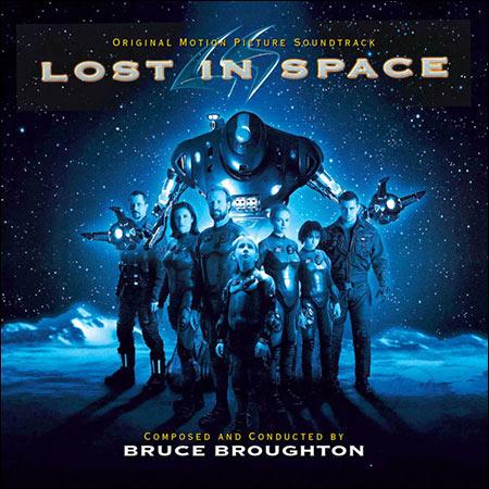 Обложка к альбому - Затерянные в космосе / Lost in Space (Intrada - ISC 340)