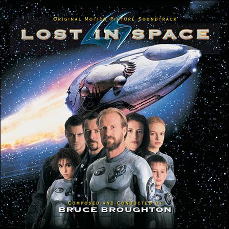 Дополнительная обложка к альбому - Затерянные в космосе / Lost in Space (Intrada - ISC 340)