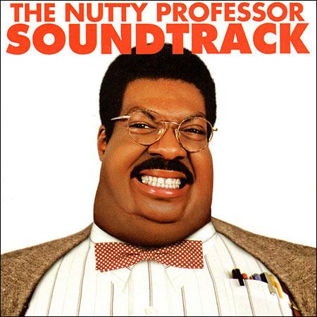 Обложка к альбому - Чокнутый профессор / The Nutty Professor (OST)