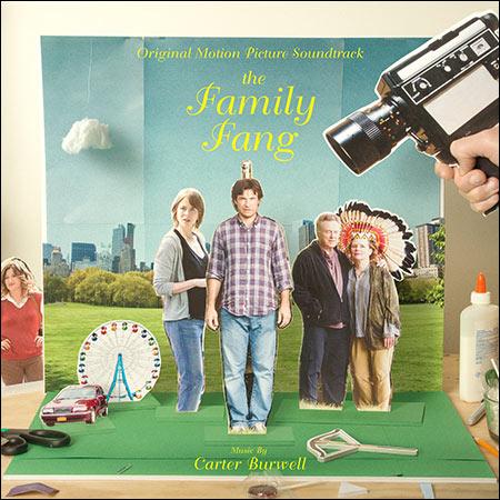 Обложка к альбому - Семейный клык / The Family Fang