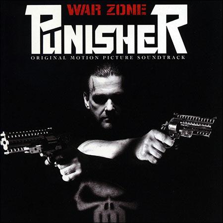 Обложка к альбому - Каратель: Территория войны / The Punisher: War Zone (OST)