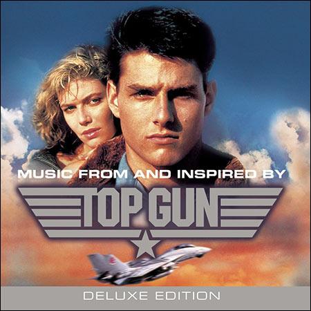 Обложка к альбому - Лучший стрелок / Top Gun (Deluxe Edition)