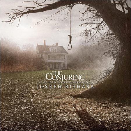 Обложка к альбому - Заклятие / The Conjuring (Complete Score)