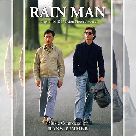 Обложка к альбому - Человек дождя / Rain Man (Score)
