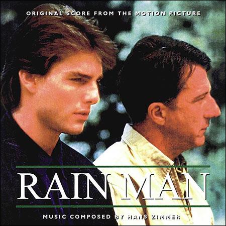 Обложка к альбому - Человек дождя / Rain Man (Complete Score)