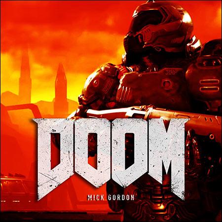 Дополнительная обложка к альбому - DOOM (2016) (Complete Video Game Score)