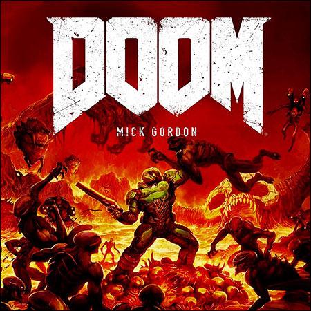 Обложка к альбому - DOOM (2016) (Complete Video Game Score)