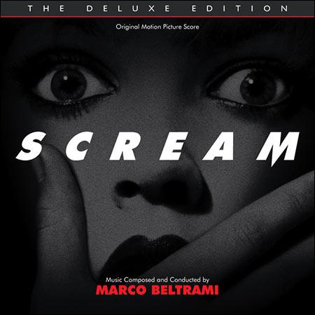 Обложка к альбому - Крик / Scream (The Deluxe Edition)