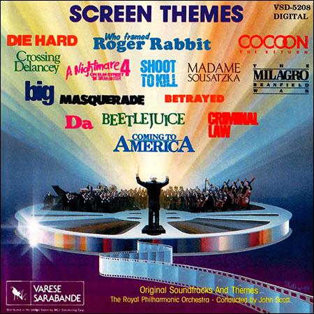 Обложка к альбому - Screen Themes