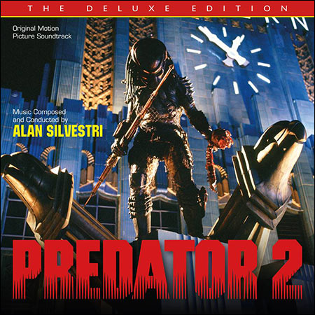 Front cover - Хищник 2 / Predator 2 (The Deluxe Edition)