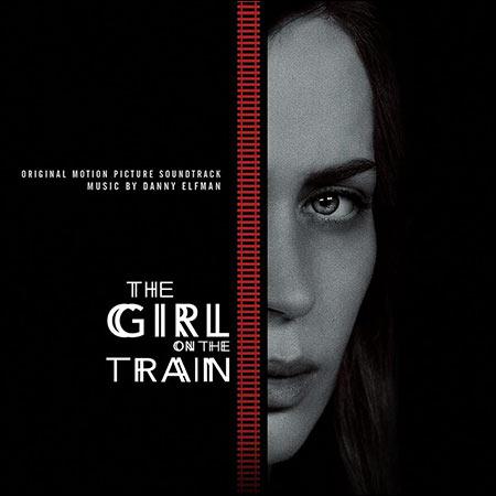 Обложка к альбому - Девушка в поезде / The Girl on the Train