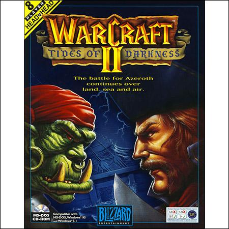 Обложка к альбому - Warcraft II: Tides of Darkness