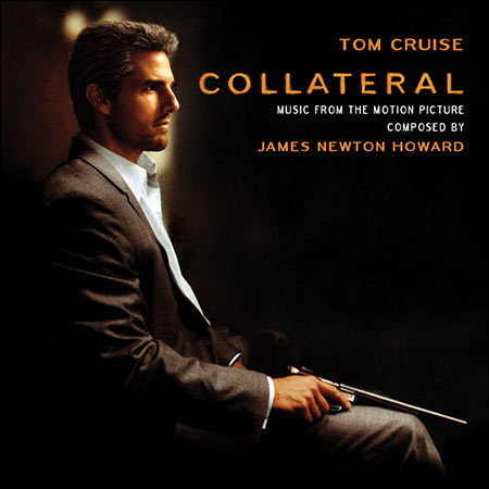 Обложка к альбому - Соучастник / Collateral (Score)