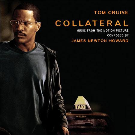 Дополнительная обложка к альбому - Соучастник / Collateral (Score)