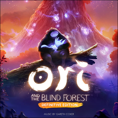 Обложка к альбому - Ori and the Blind Forest: Definitive Edition (Additional Soundtrack)