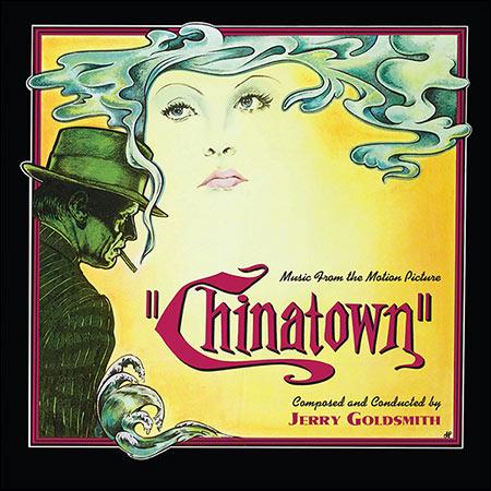 Обложка к альбому - Китайский квартал / Chinatown (Intrada Edition)