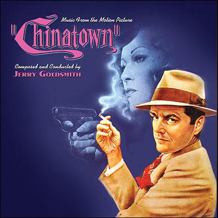 Дополнительная обложка к альбому - Китайский квартал / Chinatown (Intrada Edition)
