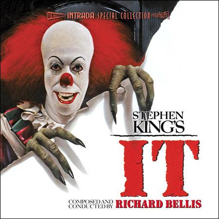 Обложка к альбому - Оно / Stephen King's It