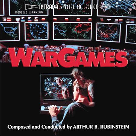 Обложка к альбому - Военные игры / WarGames