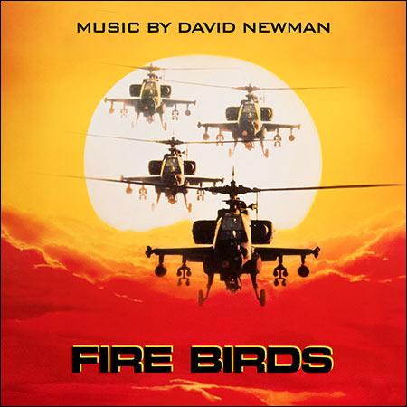 Обложка к альбому - Огненные птицы , Курс анатомии / Fire Birds , Gross Anatomy