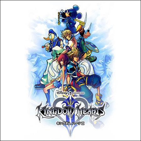 Обложка к альбому - Kingdom Hearts II