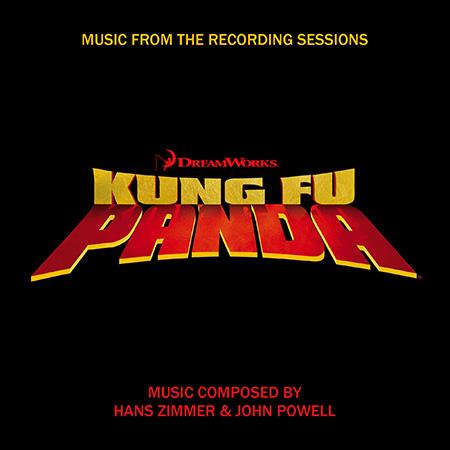 Обложка к альбому - Кунг-фу Панда / Kung Fu Panda (Recording Sessions)