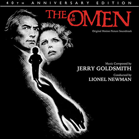 Front cover - Омен / The Omen (40th Anniversary Edition)